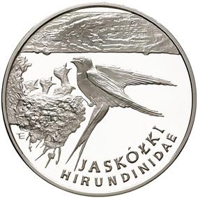 300000 злотых 1993 - Ласточки / 300000 zlotych 1993 Jaskolki