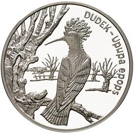 20 злотых 2000 - Удод / 20 zlotych 2000 - Dudek
